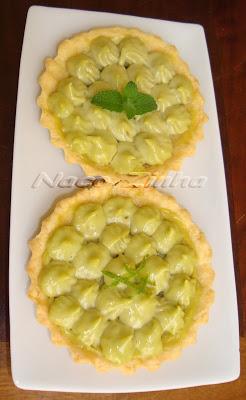 Torta de abacate