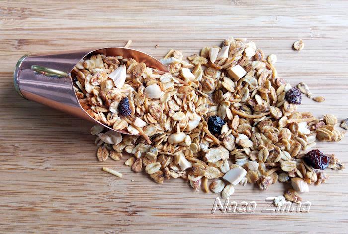 granola caseira