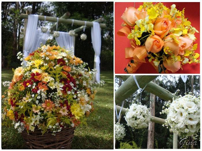 flores do campoCasamento Com Flores Do Campo Casamentos No Campo