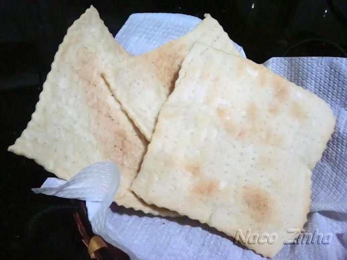 Pão ázimo