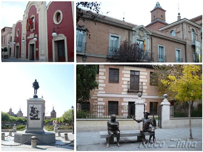 Alcalá de Henares - Cervantes