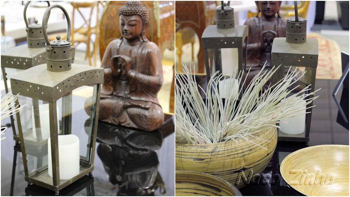Feira Mundo Gastronômico - decoração de mesa japonesa