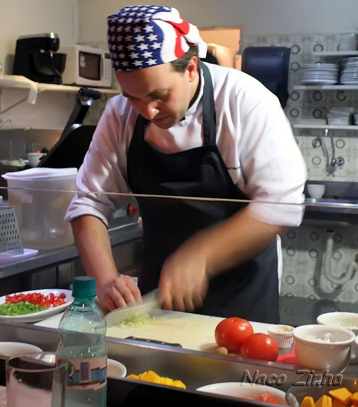 Chef Felipe Mulato