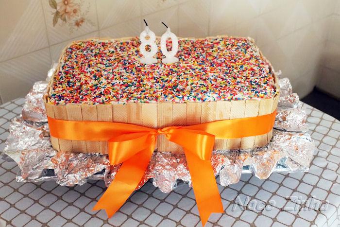 Aniversário de 80 anos