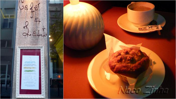 Porto - Cafe au lait