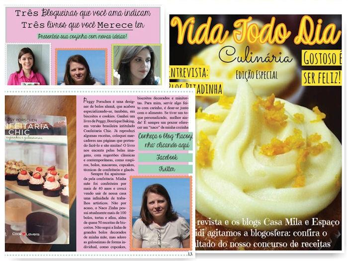 O NacoZinha na Revista Vida Todo Dia