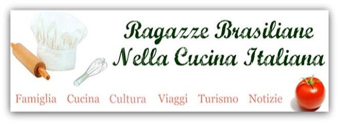 Logo do blog Ragazze