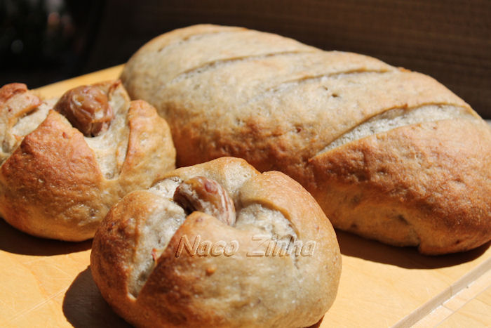 Pão de castanha portuguesa (2)