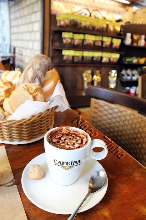 Cafeína Bistrô Leblon