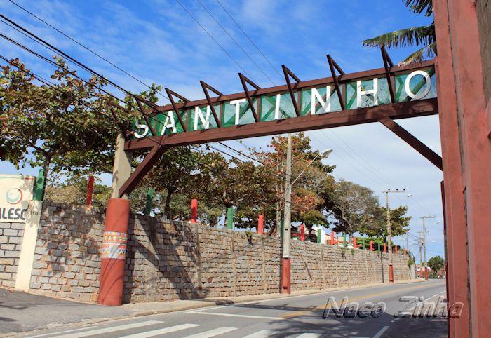Portal do Santinho - Ingleses - Florianópolis (SC)