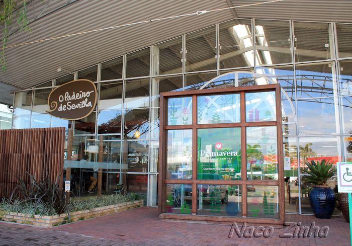O Padeiro de Sevilha e Primavera Garden Center