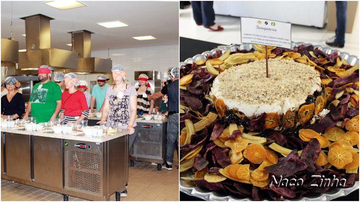 Workshop Cozinhando às Cegas - Banqueteria Nacional