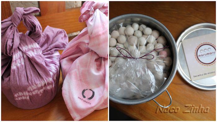Bolinhas de cerâmica Marumaru