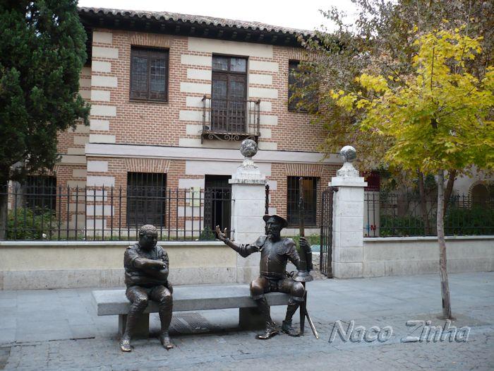 Alcalá de Henares - Casa de Miguel de Cervantes