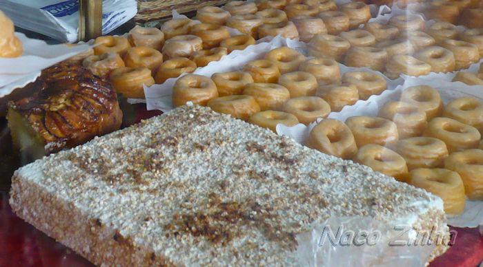 Doces de Alcalá de Henares - costrada alcalaina e rosquillas