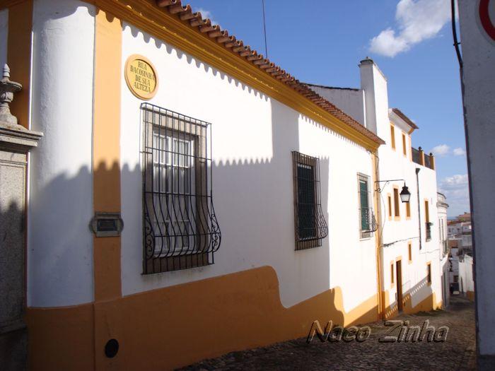 Rua da Cozinha da Sua Alteza - Évora, Portugal
