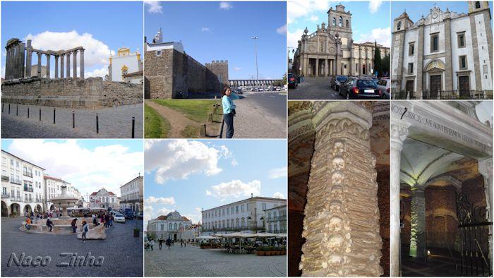 Évora e seus monumentos