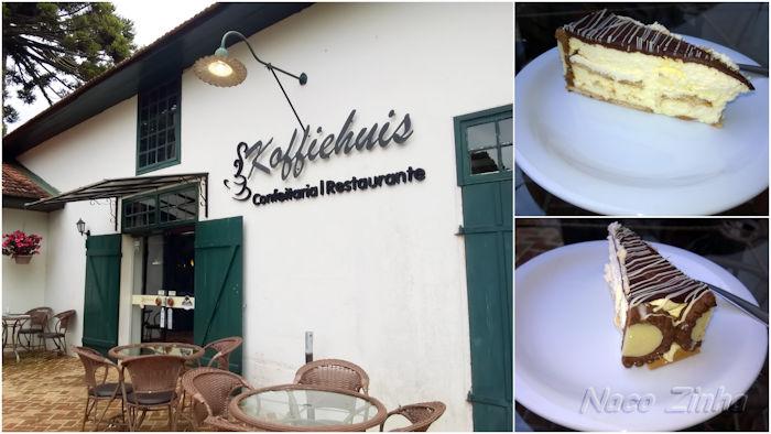 Carambeí - confeitaria e torta holandesa