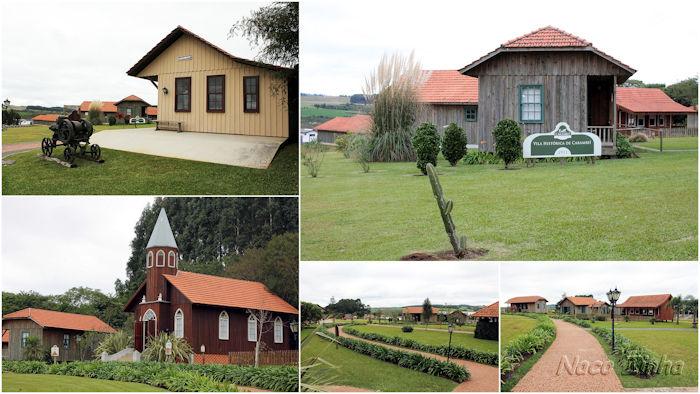 Parque Histórico de Carambeí - Vila Histórica