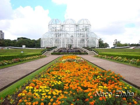 Jardim Botânico – Curitiba