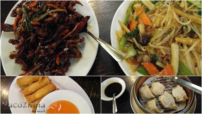 Culinária asiática em Nova Iorque