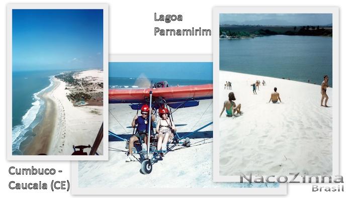 Cumbuco - Lagoa Parnamirim - Caucaia (CE)