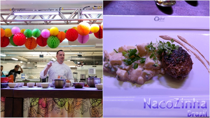 Gastronomix 2017 - Chef Heiko Grabolle