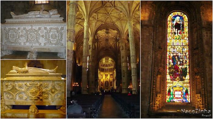 Lisboa - Igreja Santa Maria de Belém