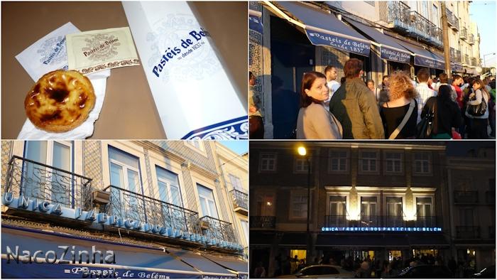 Lisboa - Pastéis de Belém