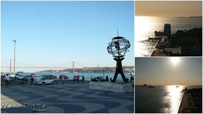 Lisboa - Rio Tejo - Ponte 25 de Abril
