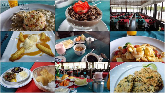 Hotel La Dolce Vita - refeições à la carte