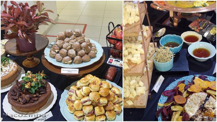 Banqueteria Nacional no Encontro Gourmet