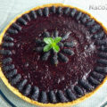 Torta de amora – blackberry pie