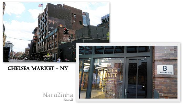 Chelsea Market - NY