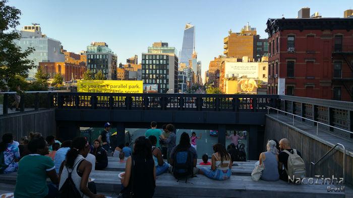 High Line - Teatro Urbano