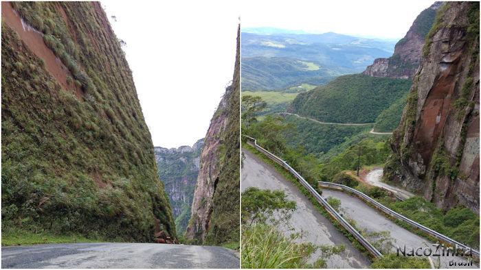 Urubici - Serra do Corvo Branco