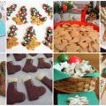 Oito sugestões de biscoitos natalinos
