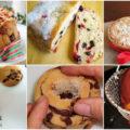 Quatro opções de pães natalinos