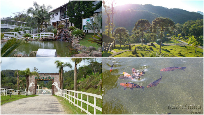 Hotel Fazenda Dona Francisca - Joinville (SC)