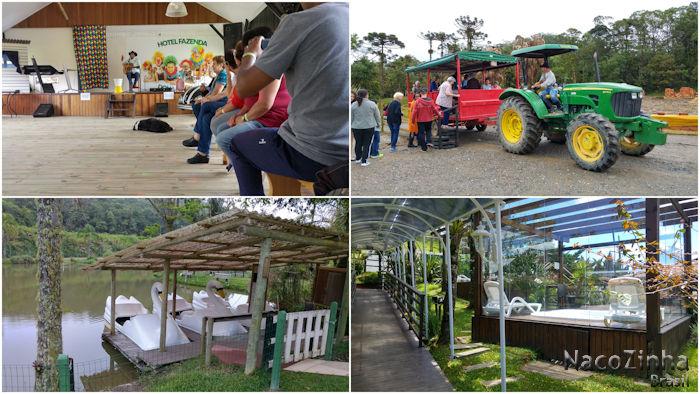 Hotel Fazenda Dona Francisca - lazer